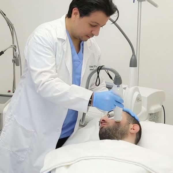 Chirurgie esthétique homme et epilation laser definitive paris