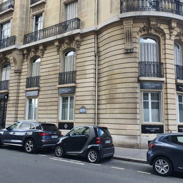 CENTRE DE MÉDECINE ET DE CHIRURGIE ESTHÉTIQUE ET LASER 75 Avenue Marceau - 75116 PARIS